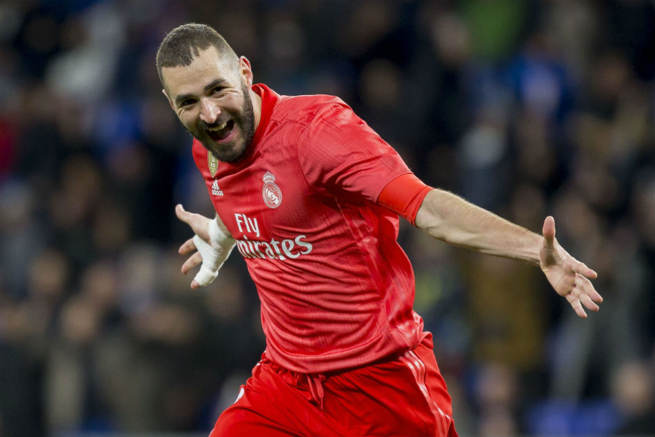 Benzema S Brace Ends Real Madrid S Losing Sequence