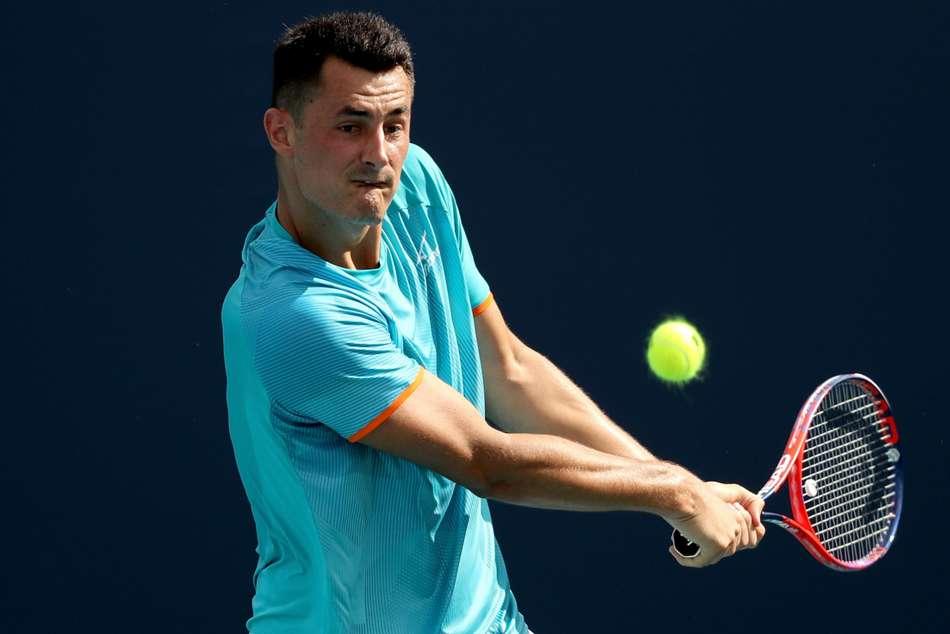 Tomic Djokovic Atp Miami Open Auger Aliassime
