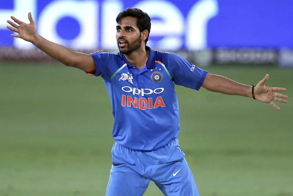Bhuvneshwar Says Workload Management Will Come Into Effect From Ipl Second Phase