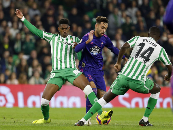 Celta vs Real Betis