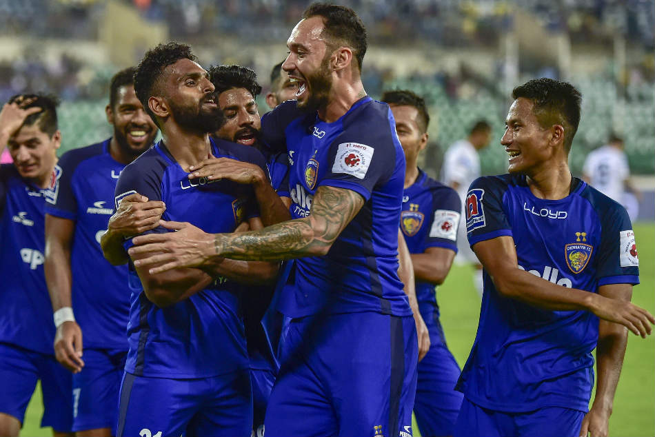 Isl Champions Chennaiyin Fc Face Colombo Fc Afc Cup Debut