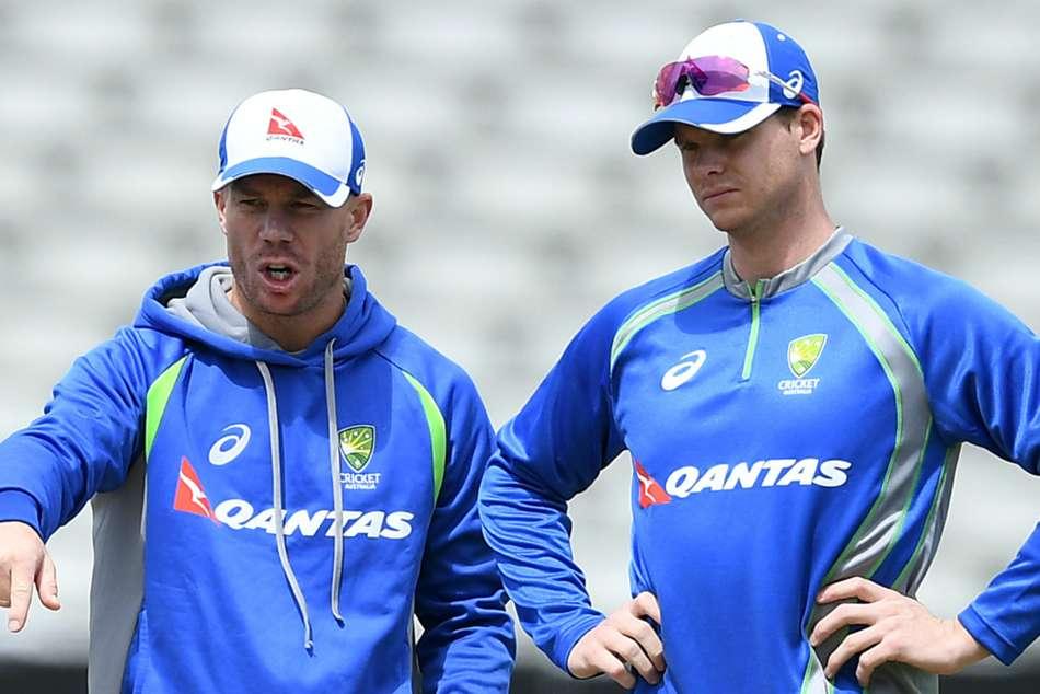 Smith Warner Reunited With Australia Squad