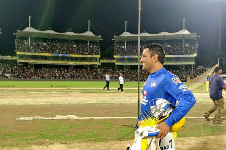 Ipl 2019 Thousands Arrive At Chepauk As Ms Dhoni Led Chennai Super Kings Practice Watch