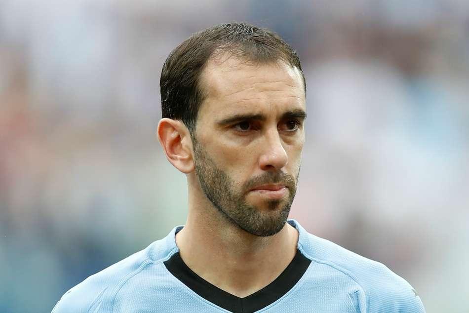 Diego Godin Proud Make Uruguay History 126 Caps