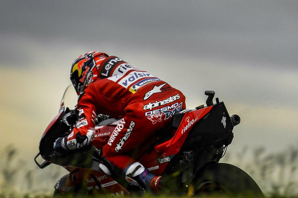 Dovizioso Tops Argentina Motogp Practice