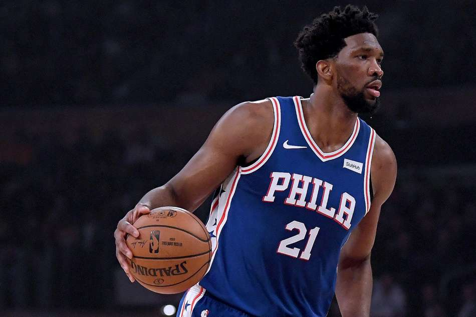 Nba Wrap Joel Embiid Leads 76ers To Comeback Win Over Celtics