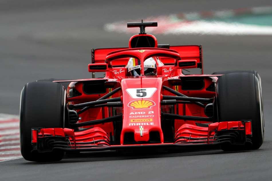 Ferrari Drops Tobacco Branding From Name Australia F1 Opener
