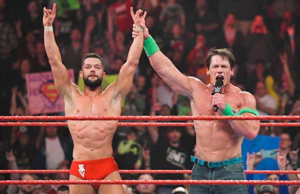Rumour Wwe Has Big Planning With Finn Balor For Wrestlemania