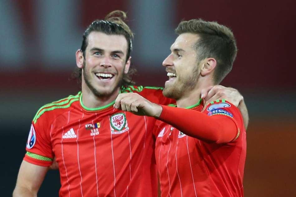 Aaron Ramsey Arsenal Juventus Wales Gareth Bale Ryan Giggs
