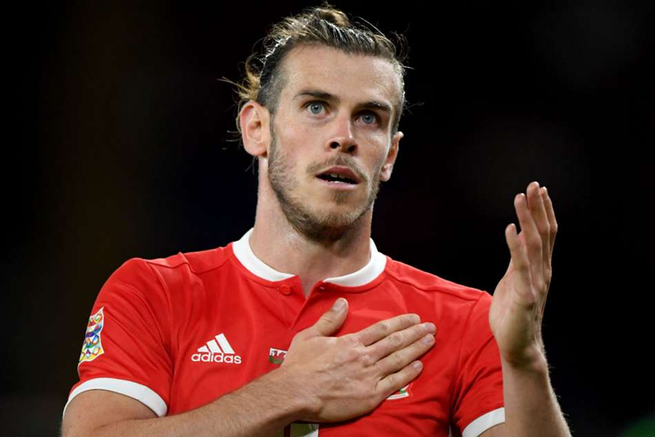 Gareth Bale Wales Squad Euro 2020 Qualifier