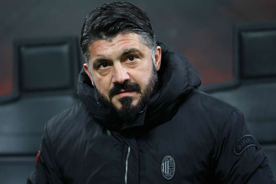 Ac Milan V Inter Gattuso Leads Swift Shift In Rivals Fortunes