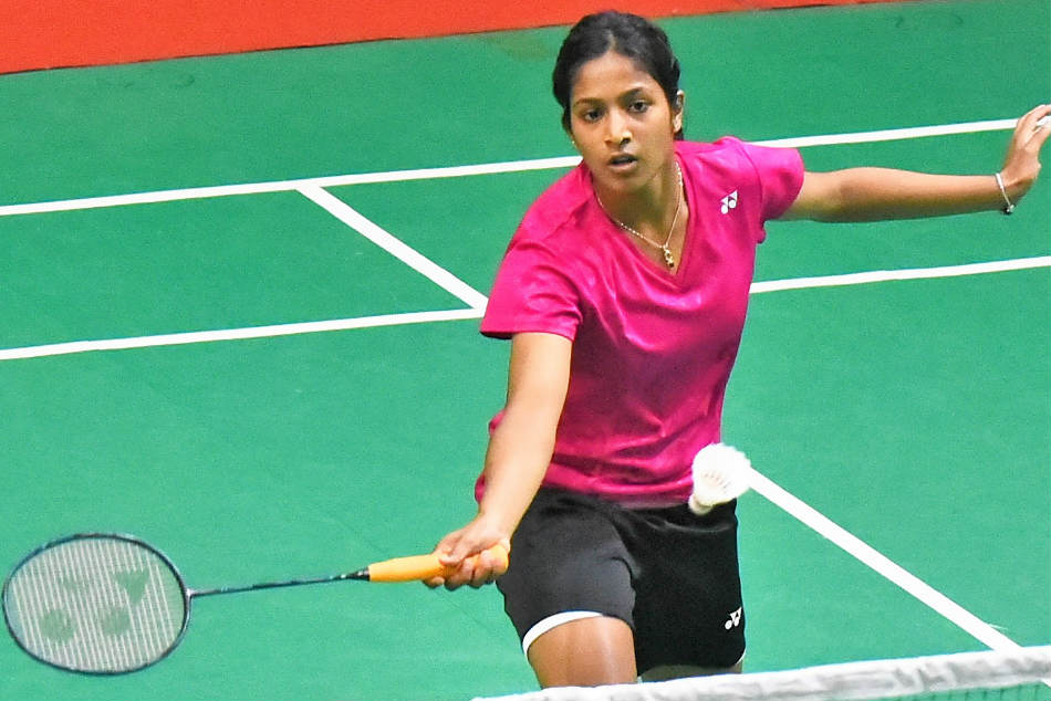 German Junior Badminton Priyanshu Gayatri Samiya Enter Th