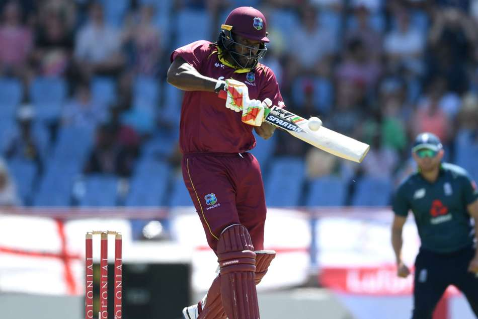 West Indies England Fifth Odi Series Level Gayle Thomas St Lucia Report