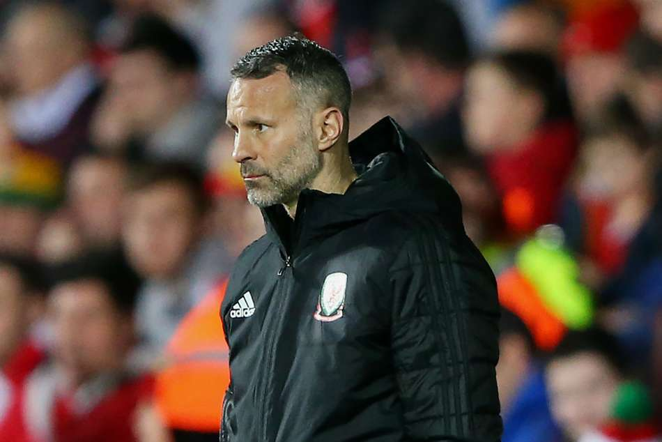 Wales Trinidad And Tobago Ryan Giggs Friendly Ben Woodburn