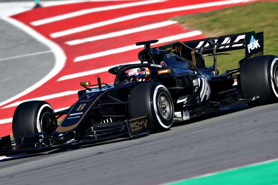 F1 2019 Pre Season Report Haas