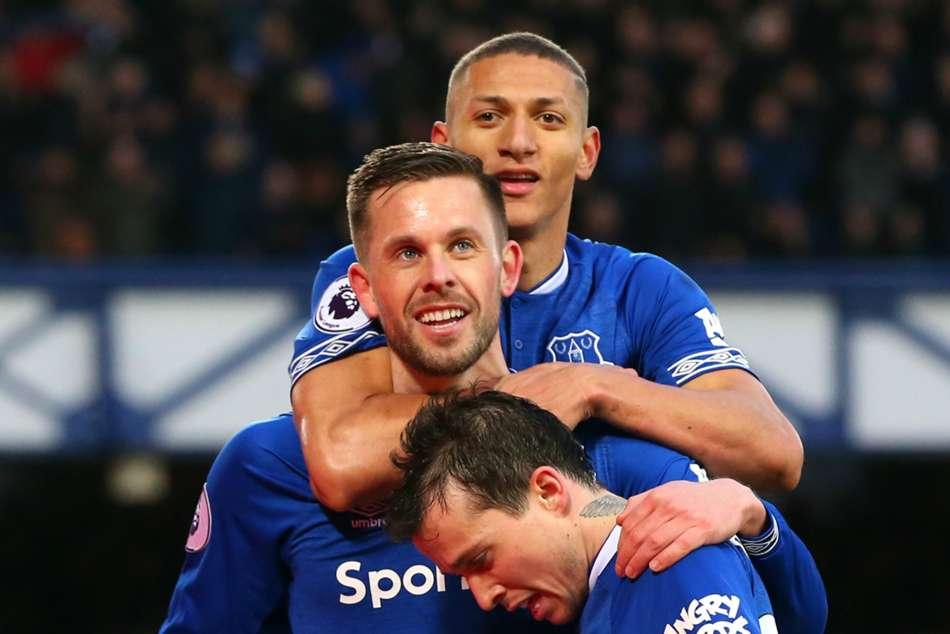 Everton 2 Chelsea 0 Premier League Report Richarlison Sigurdsson Goals