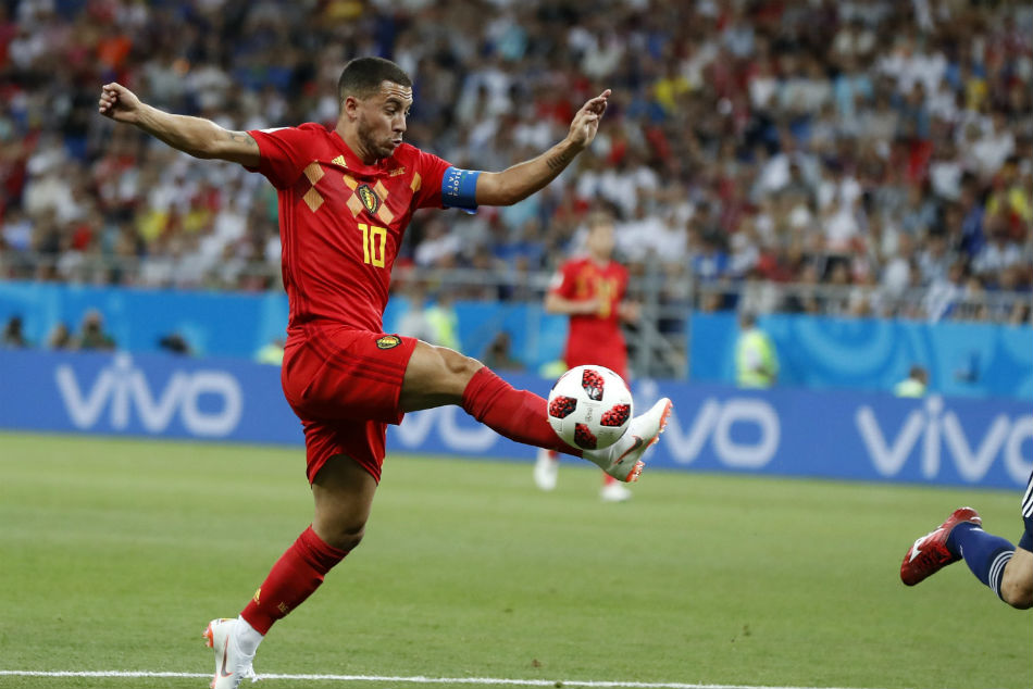 Euro 2020 Qualifiers Eyes On Hazard As Belgium Takes On Rus