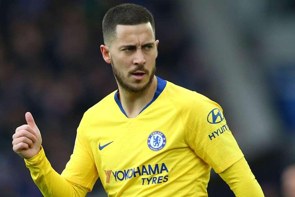 Eden Hazard Real Madrid Transfer Speculation Chelsea Premier League
