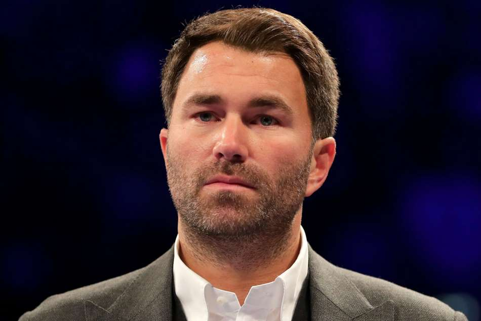 Caobs Canelo Alvarez Middleweight Promoter Hearn Confident Size Advantage