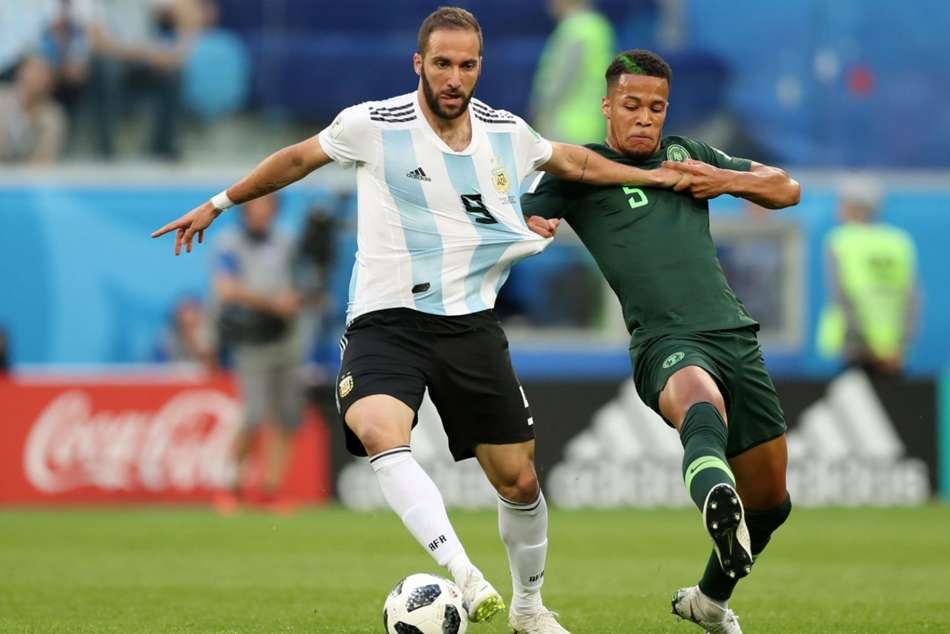 Gonzalo Higuain Announces International Retirement Argentina