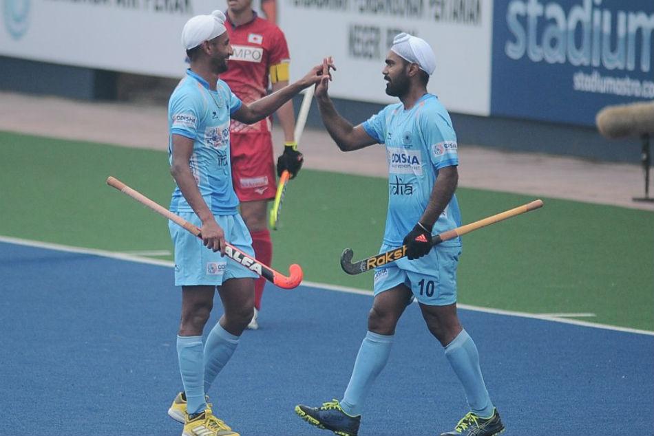 India Beat Japan Sultan Azlan Shah Cup