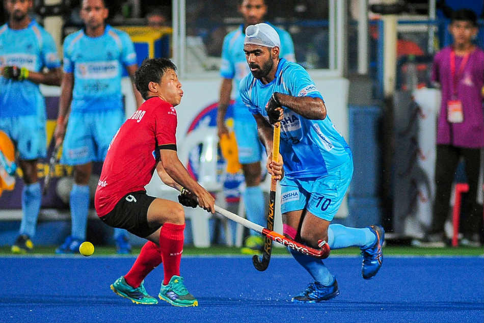 Korea Beat India 4 2 In A Shootout To Win The 28th Sultan Azlan Shah Cup