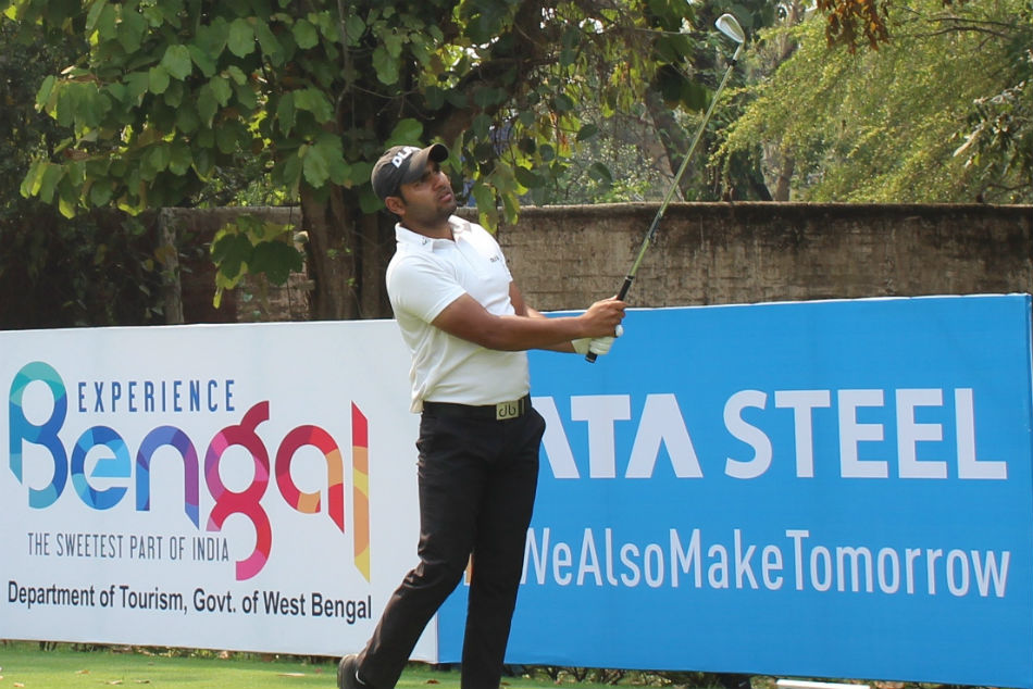 Bengal Open Golf Championship Honey Baisoya Extends Lead To Two With Hard Earned 65 Day