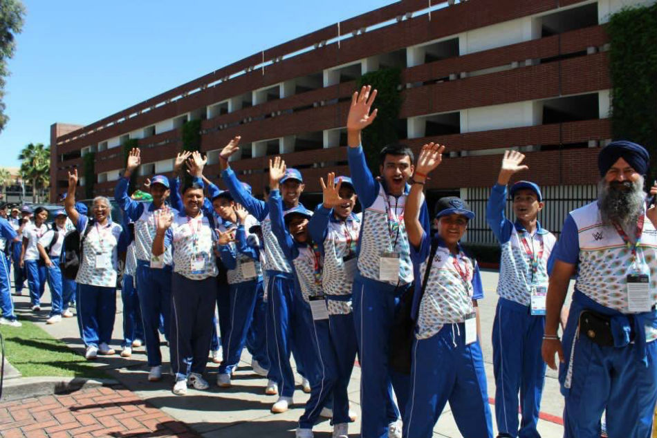 India Wins Rich Haul Medals At The Special Olympics World Summer Games