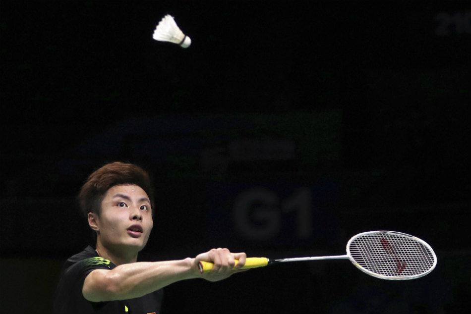 Shi Yuqi Leads Mighty Chinese Contingent India Open