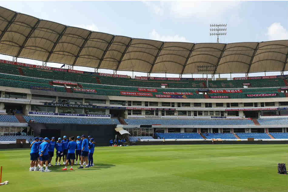 India will be looking to solve the World Cup berth issue (Pix: BCCI-Twitter)