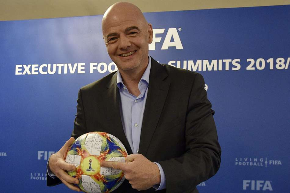 Fifa 2022 World Cup 48 Team Expansion Extra Host Qatar