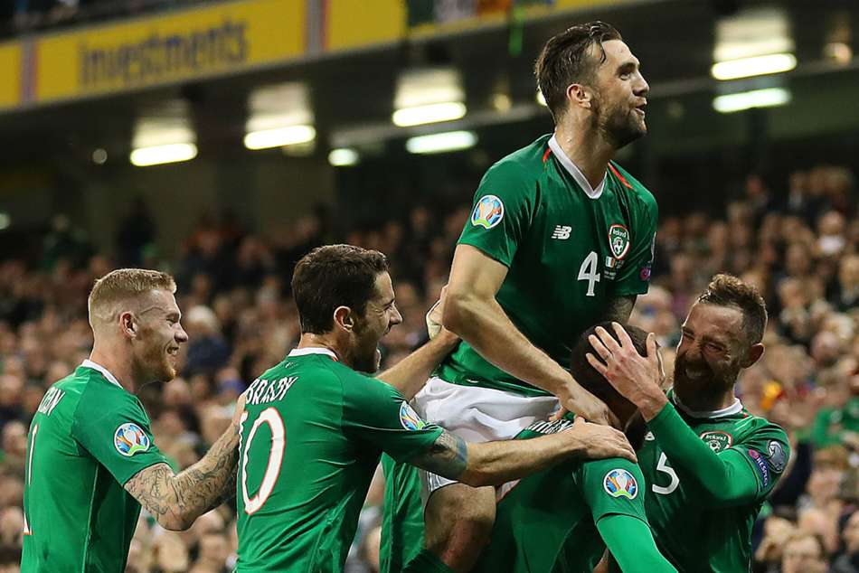 Ireland made it two wins from two in the Euro 2020 qualifying campaign