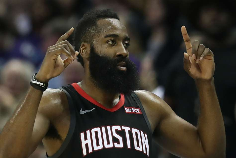 James Harden Now Sits In A Rockets Category All By Himself
