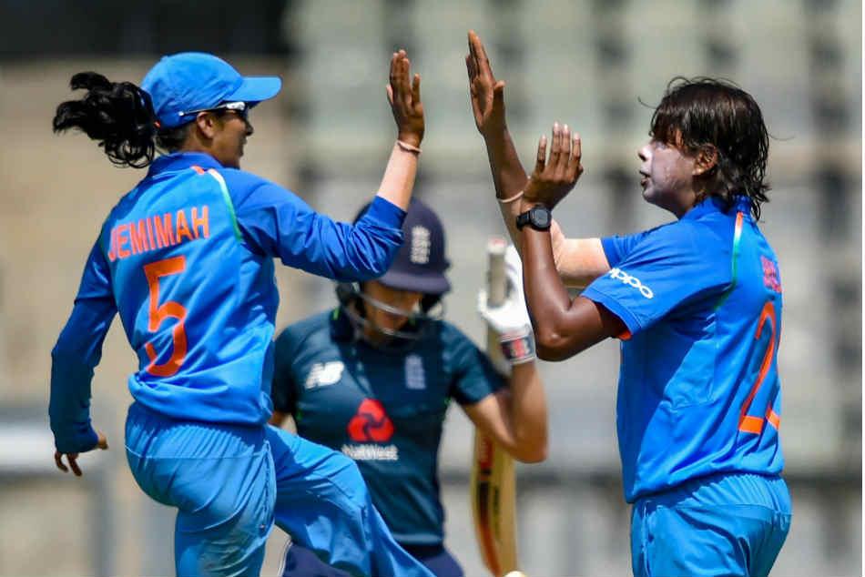 Jhulan Mandhana Lead India S Lead Role Icc Rankings