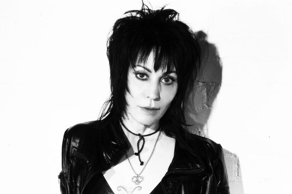 Rock Icon Joan Jett To Perform At Wwe Wrestlemania