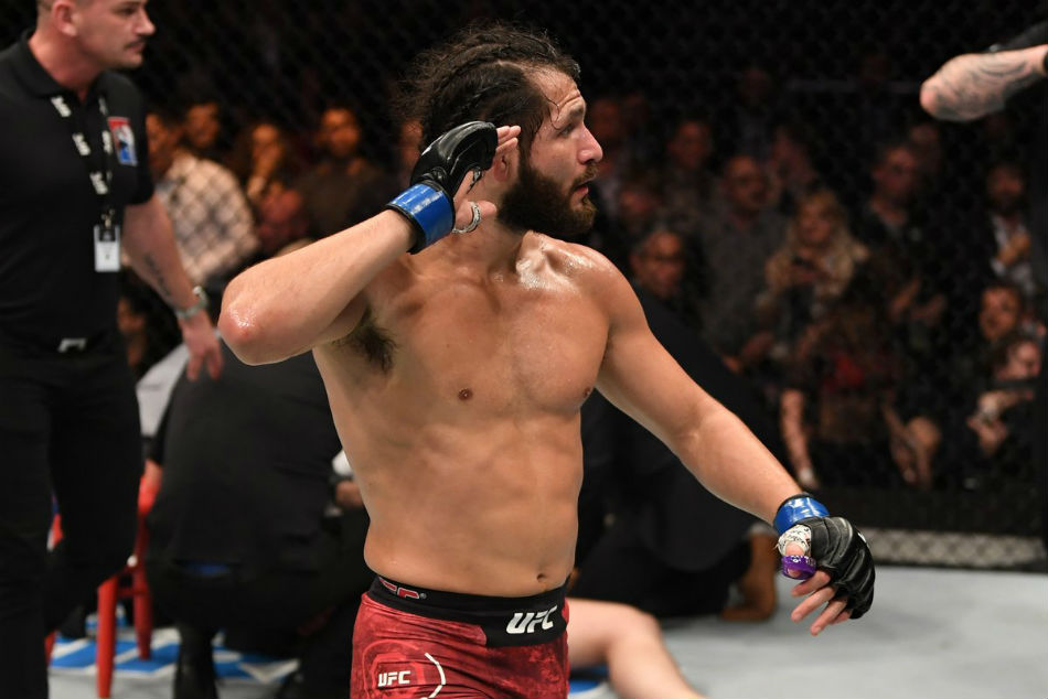 Ufc Fight Night 147 Results Masvidal Finishes Till With Crushing Ko