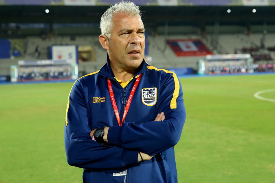 Isl Jorge Costa Coach Mumbai City Fc Next Season Too