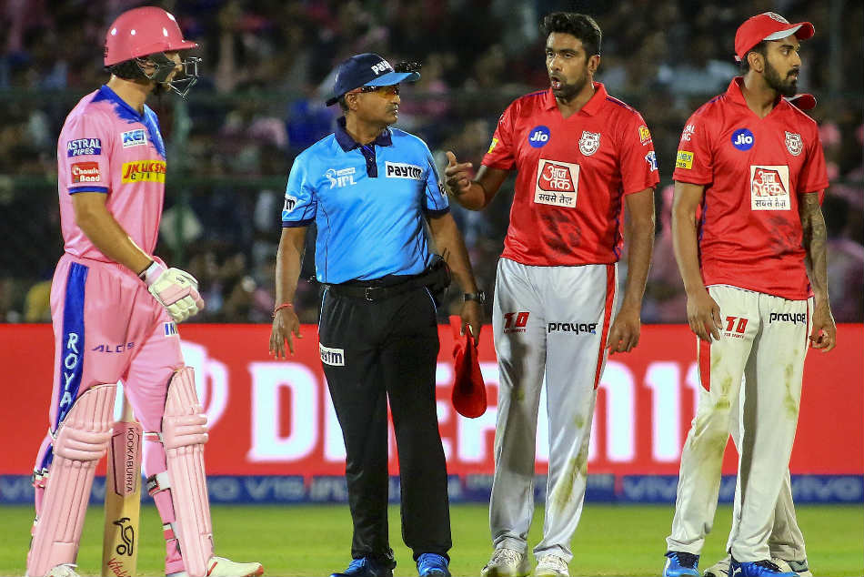 Bcci Has No Intention To Lecture Ashwin After Mankading Controvversy Official