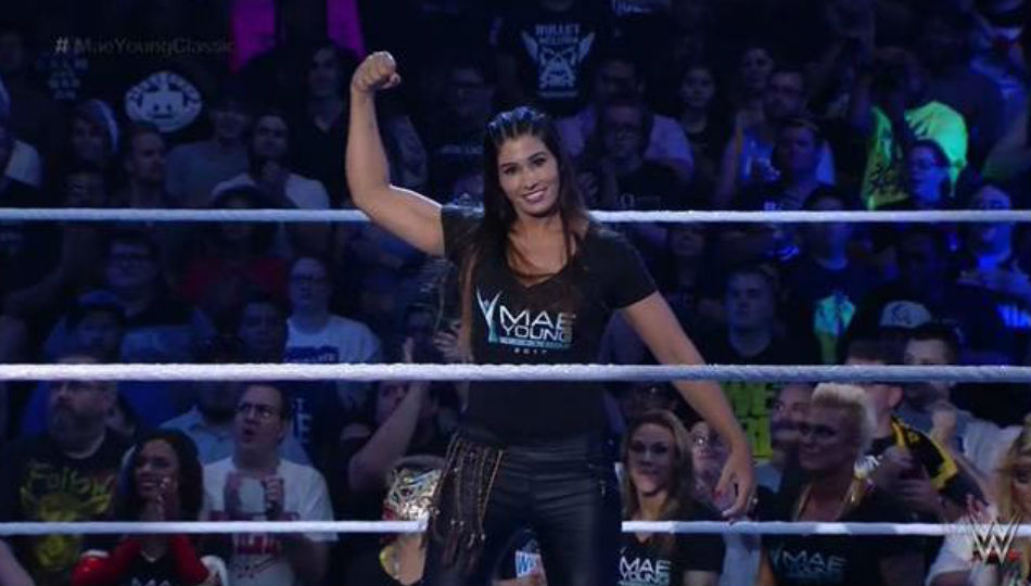 India Strongest Women Encourage Participation Wwe Tryouts