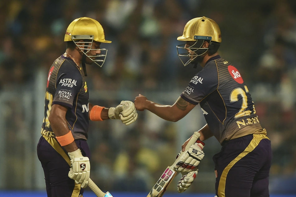 Ipl 2019 Kkr Vs Srh Live Updates Warner The Cynosure All Of All Eyes