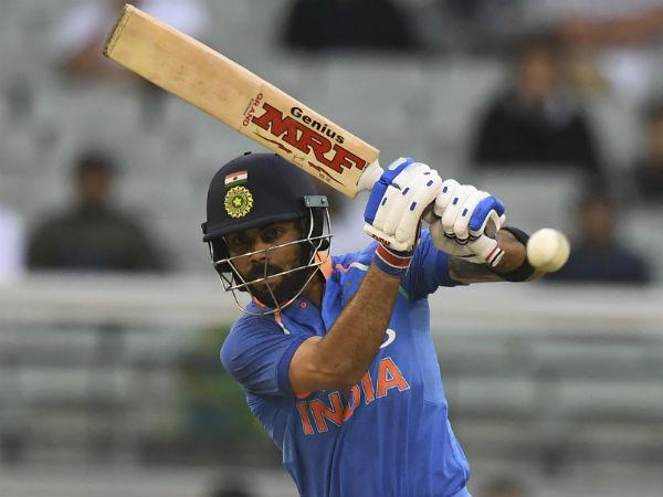 India Vs Australia 2nd Odi As It Happened Kohli Vijay Power India To Narrow Win