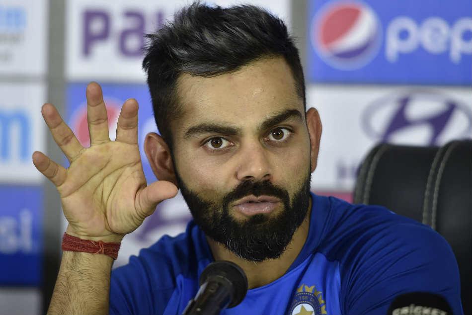 Kohli Says Players Need Manage Workload During Ipl