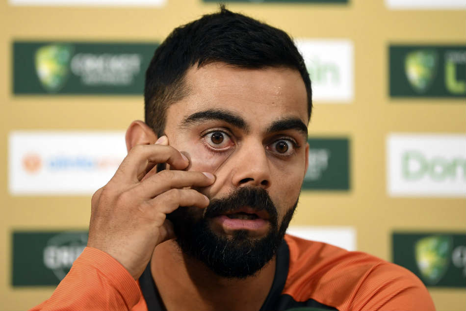 Kohli Is Not As Tactful As Dhoni Or Rohit Gautam Gambhir