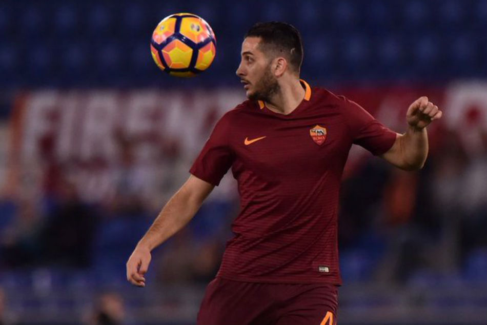 Manchester United Could Sign Roma S Kostas Manolas Cheaply