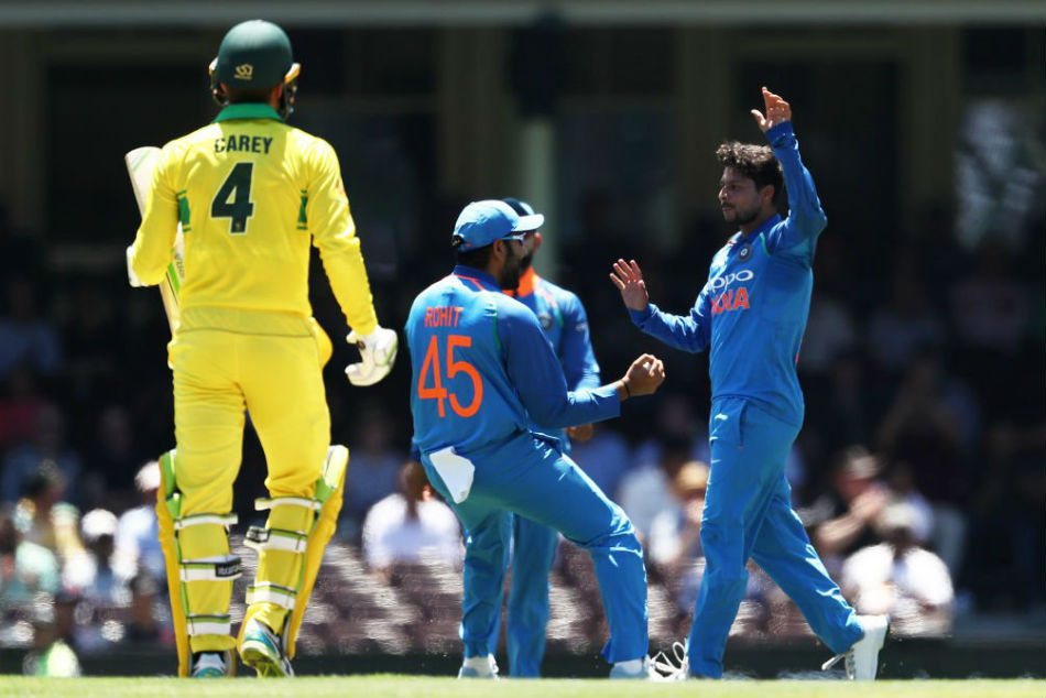 India Vs Australia Here S Probable India Xi 1st Odi Hyderabad