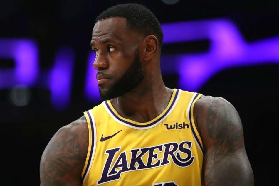 Lakers Shut Down Lebron James Rest Season