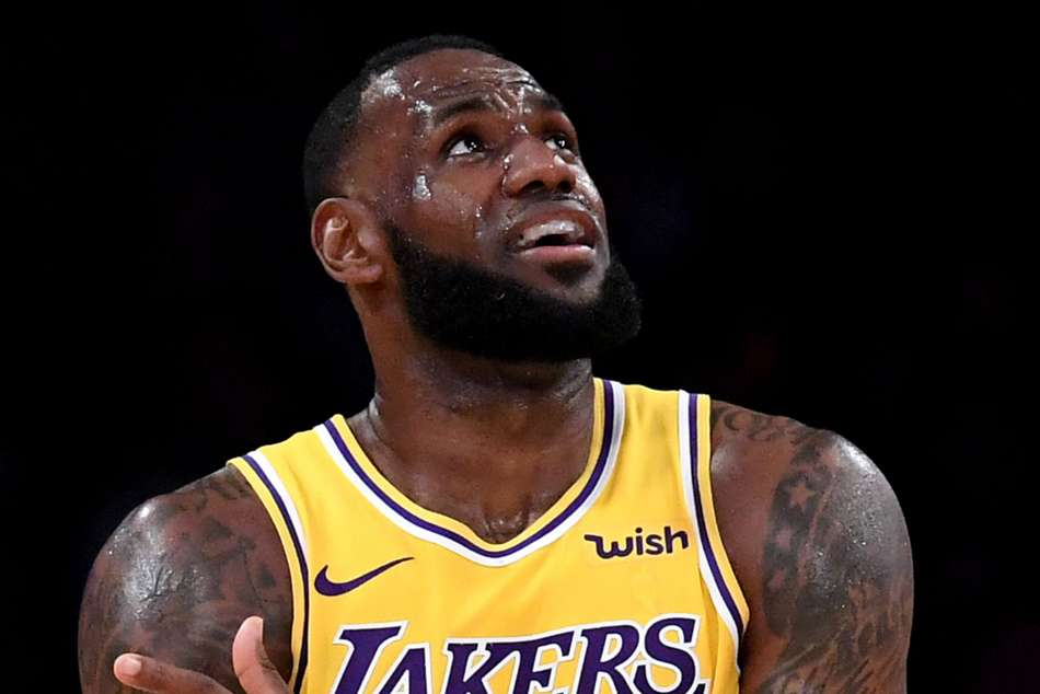 Nba Luke Walton Lebron James New York Knicks Los Angeles Lakers