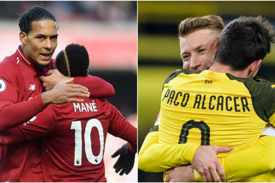 Man City Liverpool Bayern Dortmund Europes Top Five Leagues State Of Play