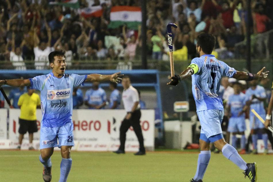 India Begin Campaign Against Japan Sultan Azlan Shah Cup