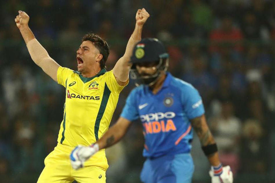 India Vs Australia 5th Odi Australia Seal Stunning Series Win Virat Kohli Aaron Finch Who Said What